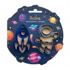 Sausainių formelės Kosmosas