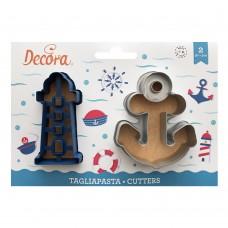 Sausainių formelės Jūra
