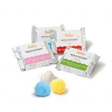 Decora cukrinė masė, įvairių spalvų