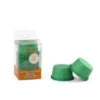 Klostuoti kepimo krepšeliai žalios spalvos, 25vnt