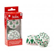 Kepimo krepšeliai Kalėdos