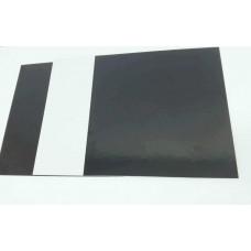 Kvadratinis padėklas tortui juoda/balta