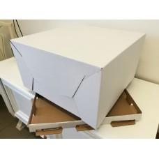 Dėžė tortui 4kg, 44,5x44,5x25cm NESIUNČIAME