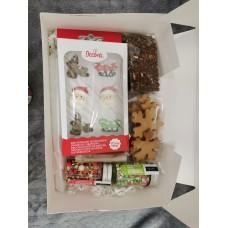 Kalėdinis rinkinys Sausainių gamybai 1