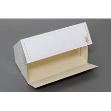 Dėžutė pyragaičiams, pasirinkite dydį