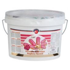 Fo plastiškas dekoratyvinis aviečių skonio glaistas, 1kg