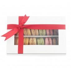 Dėžutė MACARONS sausainiams