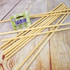 Bambukiniai pagaliukai torto sutvirtinimui 12vnt