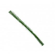 20 Nr. Žalios spalvos vielutės gėlėms