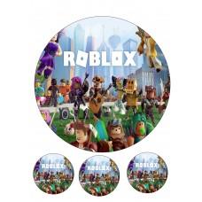 Valgomas paveikslėlis Roblox komanda